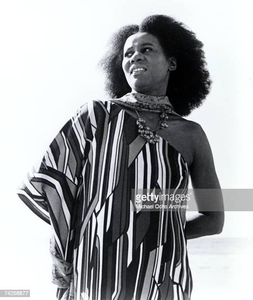 Photo of Alice Coltrane Photo by Michael Ochs Archives/Getty Images