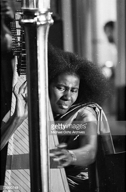 Photo of Alice Coltrane