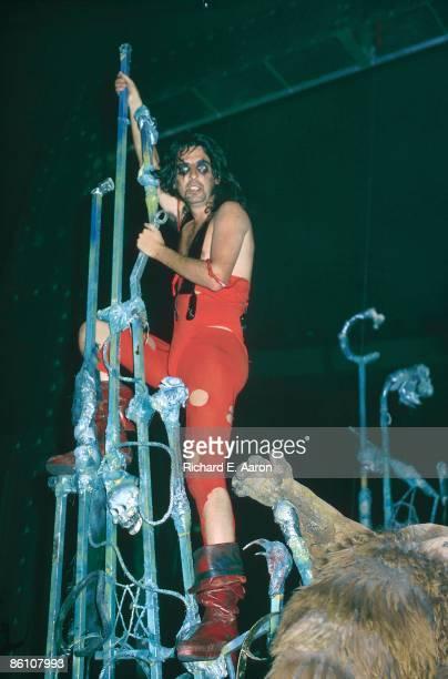 Photo of Alice COOPER