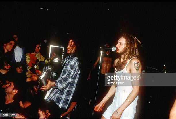 Photo of Alice in Chains at the Offramp in Seattle