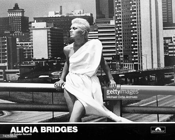 Photo of Alicia Bridges Photo by Michael Ochs Archives/Getty Images