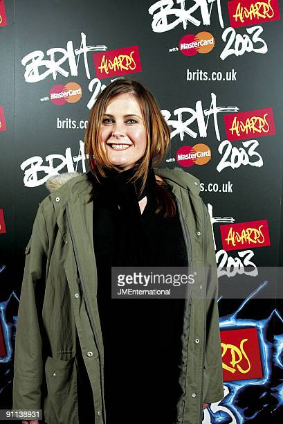 STUDIOS Photo of Alison MOYET Brit Awards launch party at Abbey Road Studios
