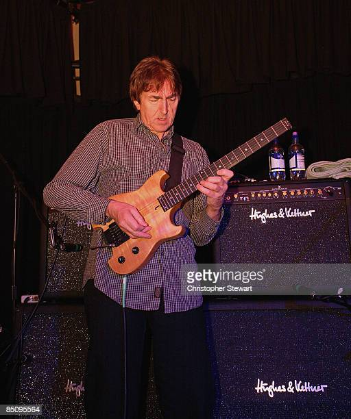 ACADEMY Photo of Allan HOLDSWORTH Guitarist Allan Holdsworth performing on stage