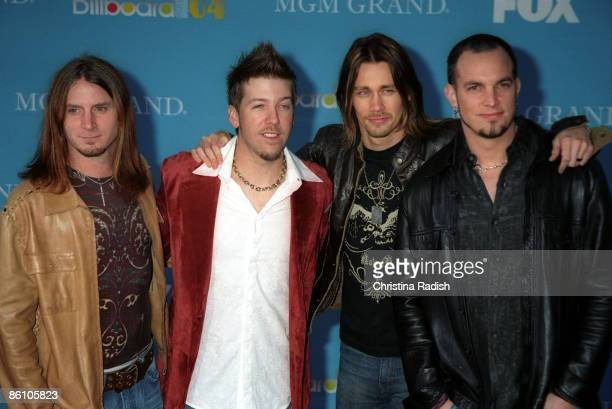 Photo of ALTER BRIDGE Alter Bridge at the Billboard Music Awards held at the Grand Garden Arena at the MGM Hotel Casino in Las Vegas Nevada on...