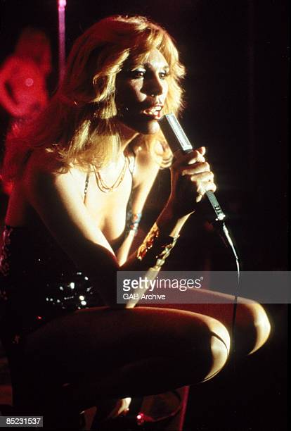 STUDIO Photo of Amanda LEAR