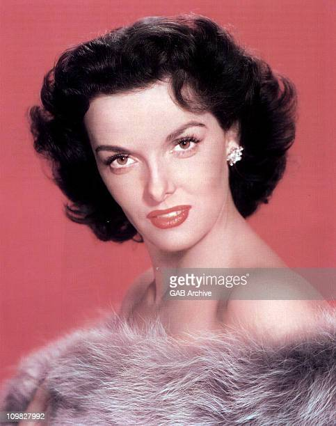 4a5342c071762 Photo of American actress Jane Russell circa 1950