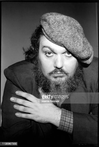 Photo of American Blues, Jazz, and Pop musician Dr John , New York, New York, 1988.