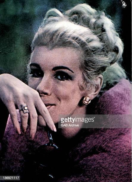 Photo of American comedian Joan Rivers circa 1965