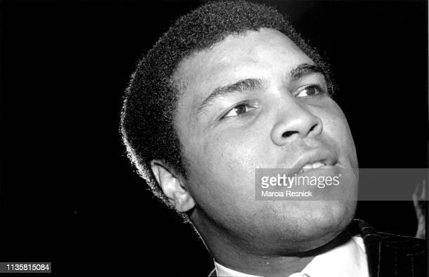 Photo of American heavyweight boxer Muhammad Ali New York New York 1979