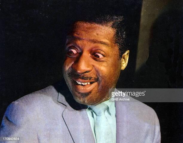 Photo of American jazz pianist Erroll Garner circa 1965