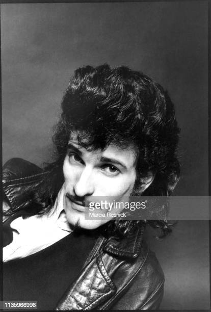 Photo of American Rock and Blues musician Willy DeVille of the group Mink DeVille New York New York 1978