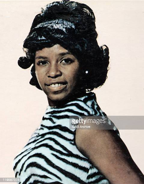 Photo of American soul and RB singer/songwriter Betty Wright posed circa 1970