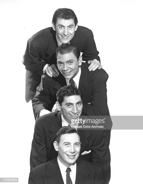 Photo of Ames Brothers Photo by Michael Ochs Archives/Getty Images