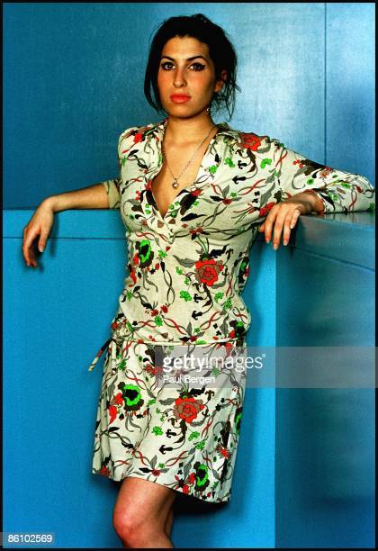 ROTTERDAM Photo of Amy WINEHOUSE 1132004 Rotterdam Amy Winehouse