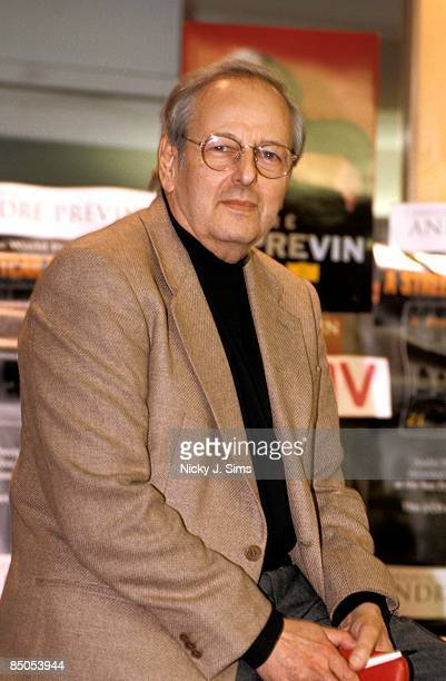 MEGASTORE Photo of Andre PREVIN