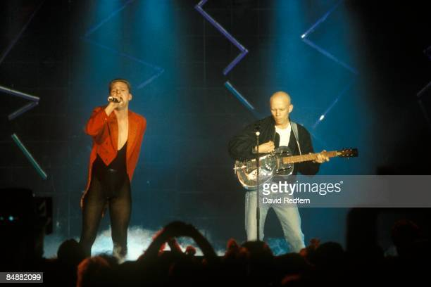Photo of Andy BELL and Vince CLARKE and ERASURE Andy Bell Vince Clarke