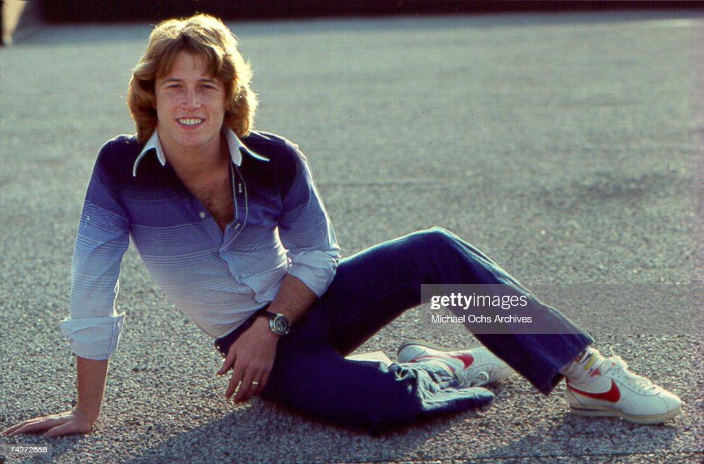 Photo of Andy Gibb : News Photo