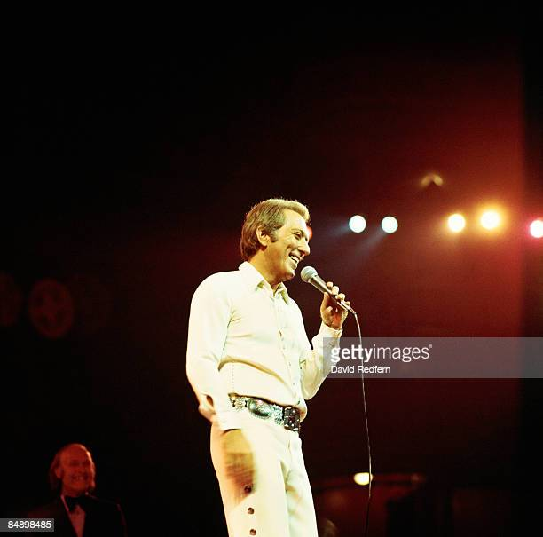 Photo of Andy WILLIAMS Andy Williams performing on stage