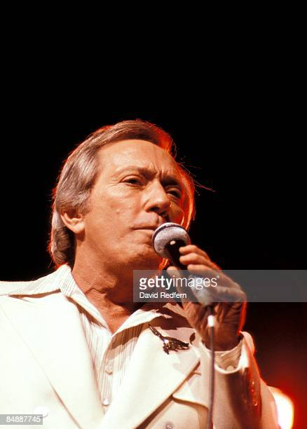 Photo of Andy WILLIAMS