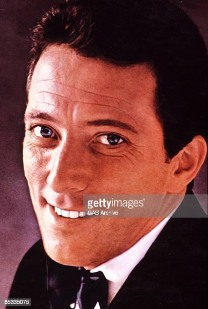 Photo of Andy WILLIAMS Portrait of Andy Williams