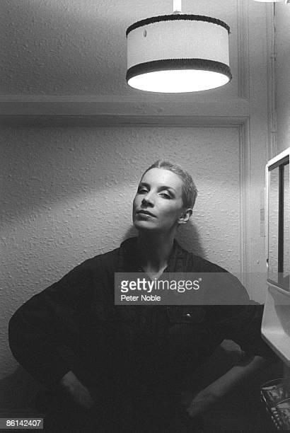 Photo of Annie LENNOX and EURYTHMICS Annie Lennox