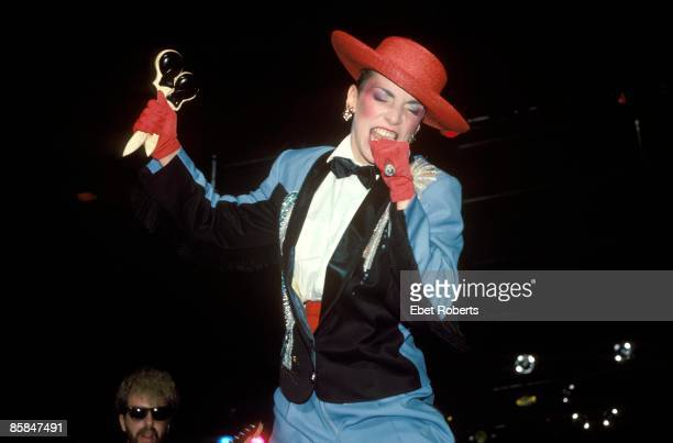 UNITED STATES JULY 01 Photo of Annie LENNOX and EURYTHMICS