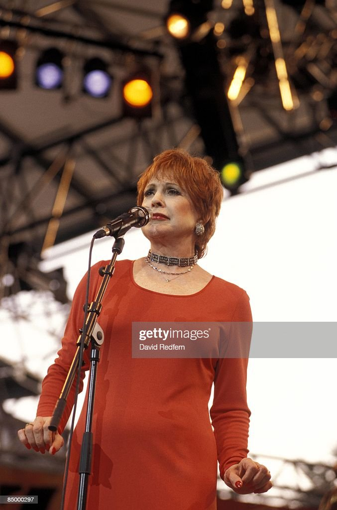 FESTIVAL Photo of Annie ROSS