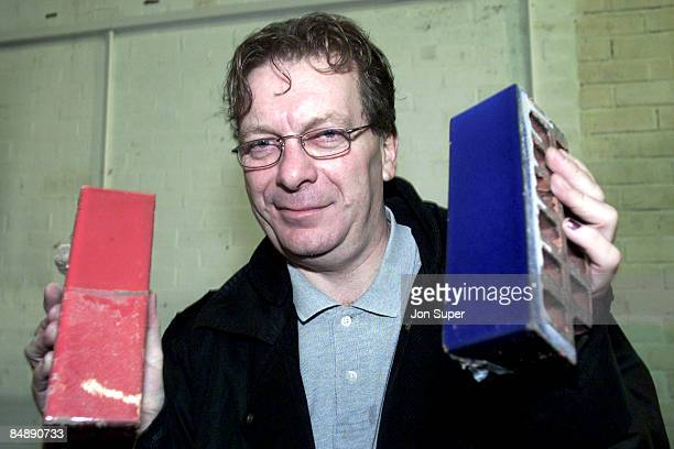 Photo of Anthony H WILSON pictured at the Hacienda auction