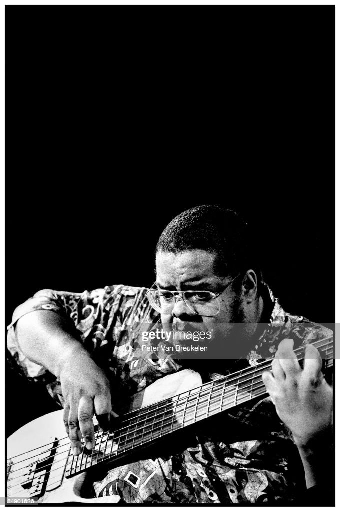 FESTIVAL Photo of Anthony Jackson, At the 'North Sea Jazz Festival' The Hague /Holland