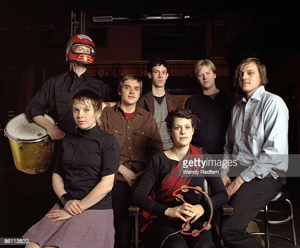 Photo of ARCADE FIRE
