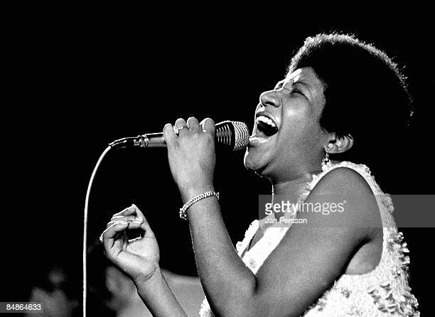Photo of Aretha Franklin 4 live in Palermo
