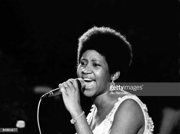 Photo of Aretha Franklin 6 live in Palermo