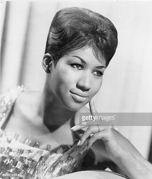 Photo of Aretha FRANKLIN Posed portrait of Aretha Franklin