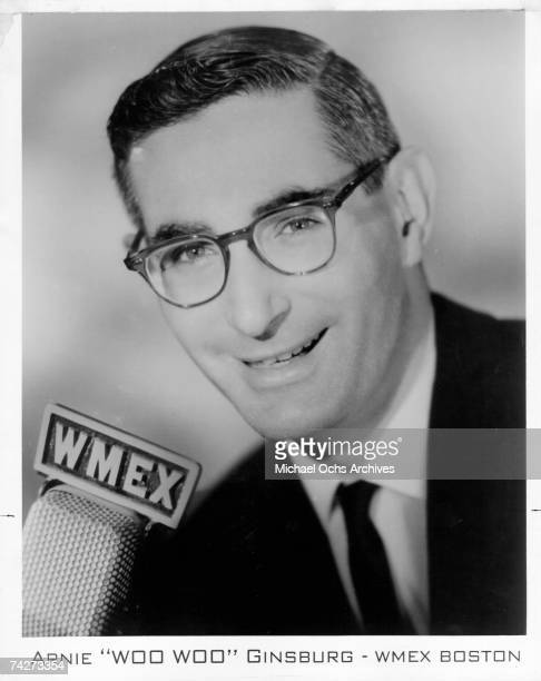 Photo of Arnie Ginsberg Photo by Michael Ochs Archives/Getty Images