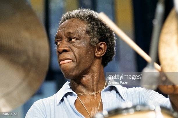 FESTIVAL Photo of Art BLAKEY performing live onstage