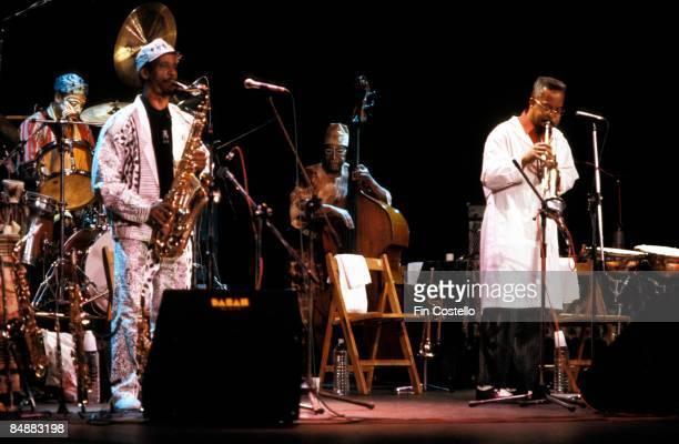 Photo of ART ENSEMBLE OF CHICAGO live at the Granada Jazz Festival
