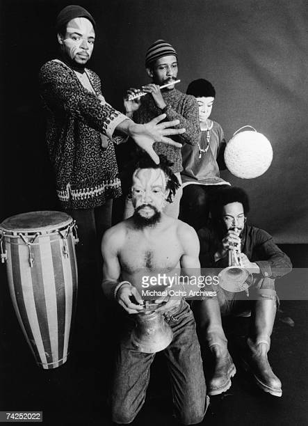 Photo of Art Ensemble of Chicago Photo by Michael Ochs Archives/Getty Images
