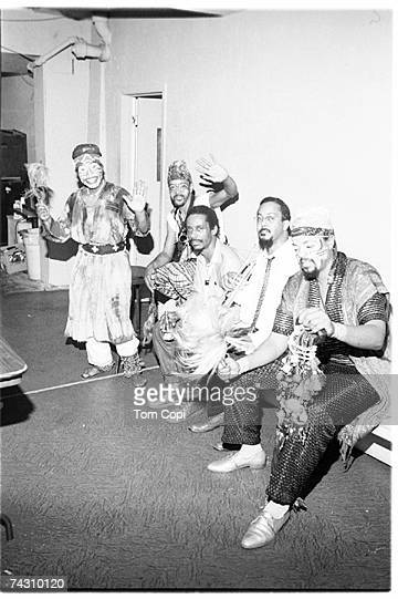 Photo of Art Ensemble of Chicago Photo by Tom Copi/Michael Ochs Archives/Getty Images