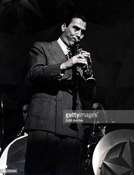 USA Photo of Artie SHAW