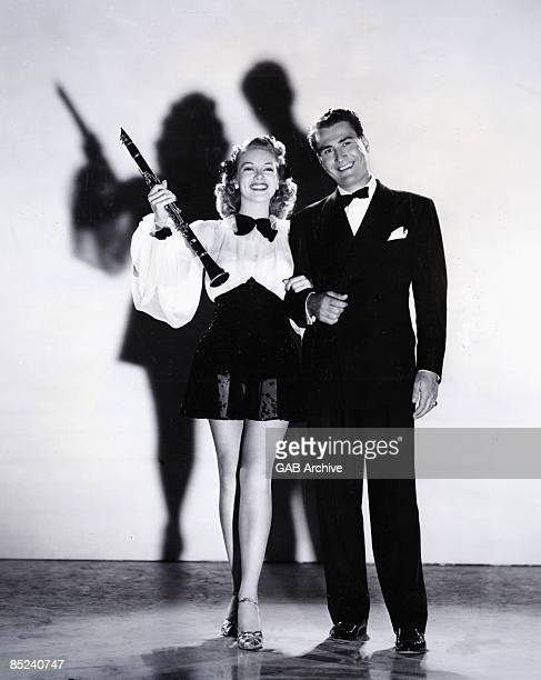 USA Photo of Artie SHAW with Lana Turner