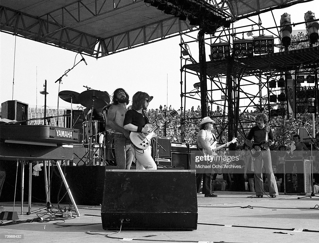 Photo of Atlanta Rhythm Section News Photo - Getty Images