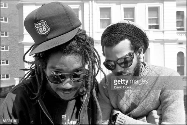 Photo of BAD BRAINS Bad Brains at Lancaster Gate London 8 May 1987