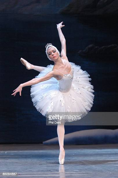 Photo of BALLET and SWAN LAKE Ballet dancer performing Swan Lake on stage