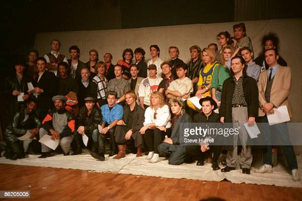 STUDIOS Photo of BAND AID