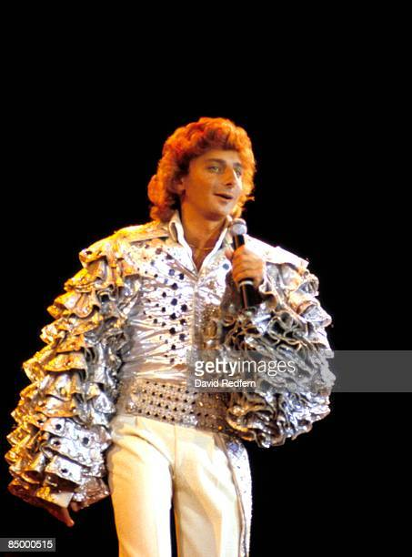 ARENA Photo of Barry MANILOW
