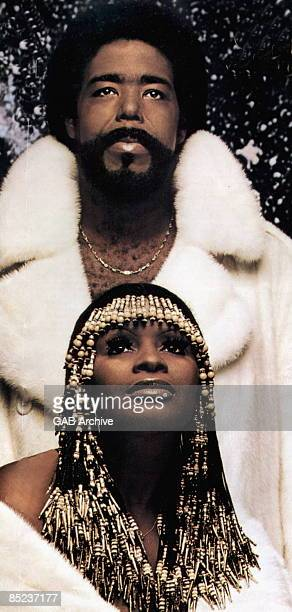 Photo of Barry WHITE Barry White and Glodean