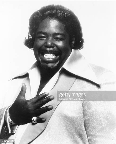 Photo of Barry White Photo by Michael Ochs Archives/Getty Images