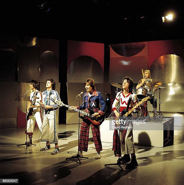 CENTRE Photo of BAY CITY ROLLERS