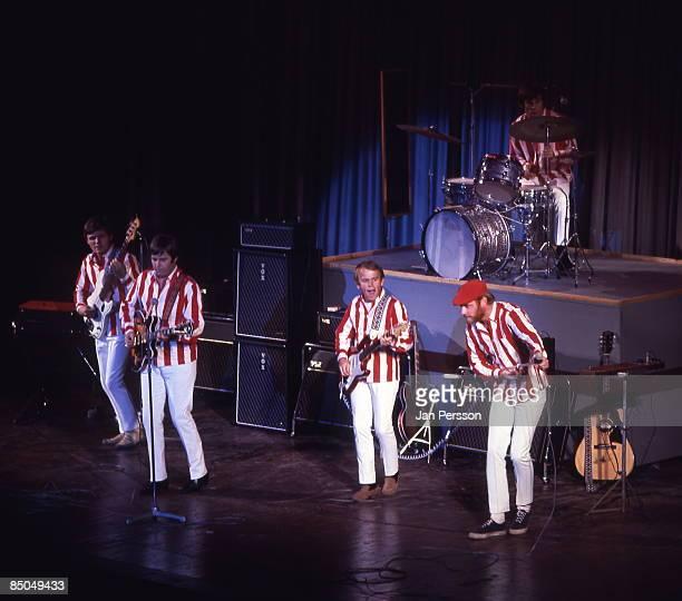 Photo of Beach Boys 1 Beach Boys Copenhagen January 1967