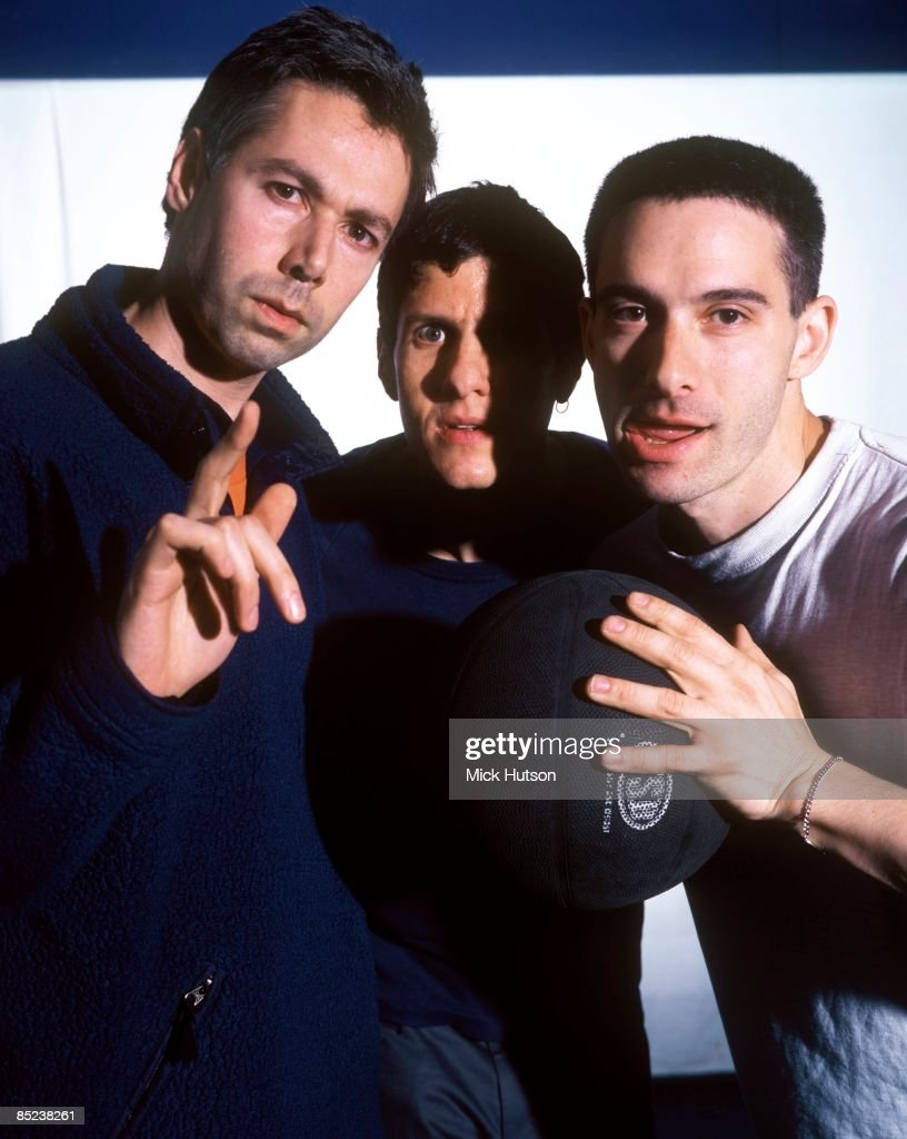 Photo of BEASTIE BOYS; MCA, Mike D, Ad-Rock